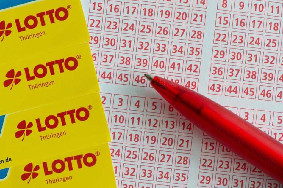 Unglaublich! So viel investieren die Thüringer ins Lottoglück
