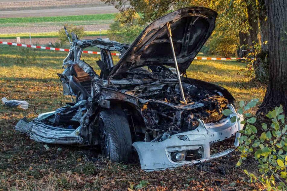 Der junge Fahrer war zwar angegurtet, doch das rettete sein Leben nicht.