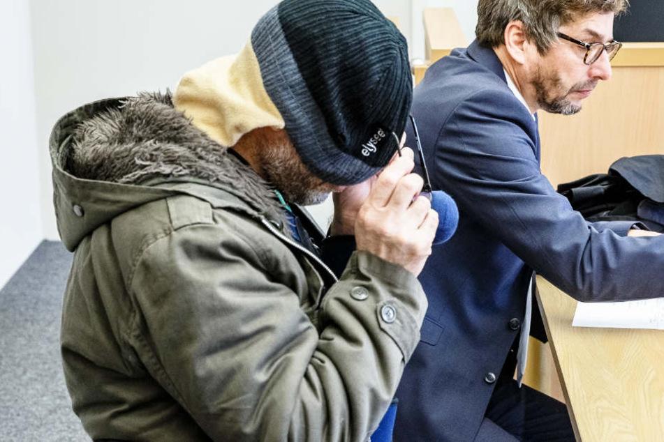 Ehefrau und Schwiegervater fast getötet: 44-Jähriger muss in Haft