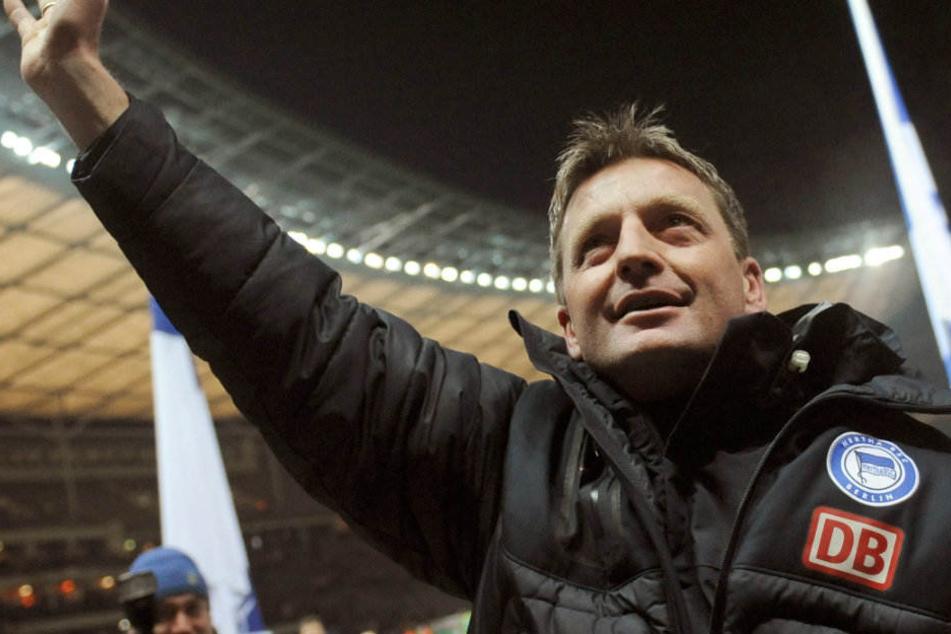 Rainer Widmayer wird Hertha BSC noch mindestens diese Saison erhalten bleiben.