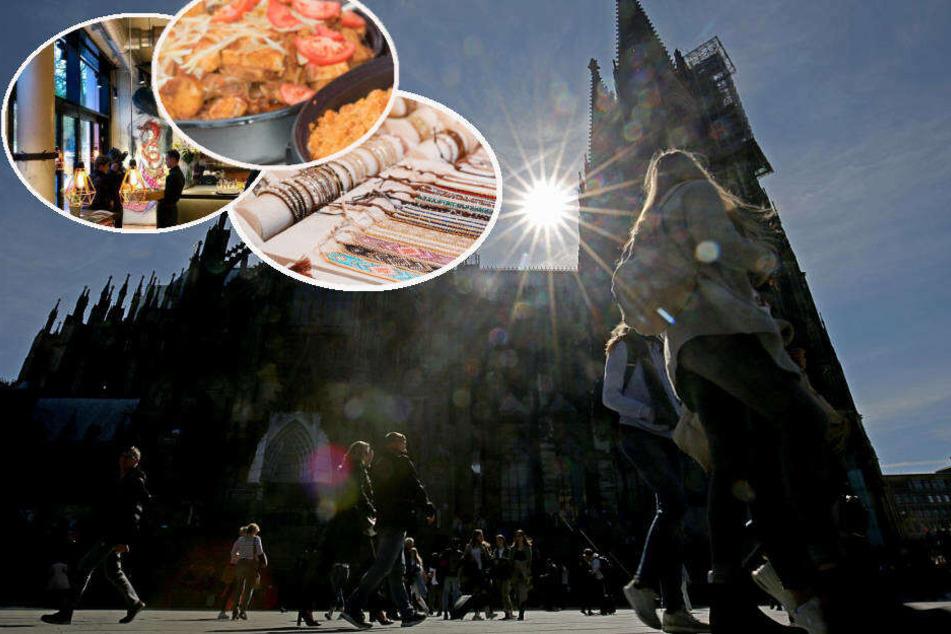 Essen, schlendern, feiern: Hier sind Deine Highlights am Samstag in Köln