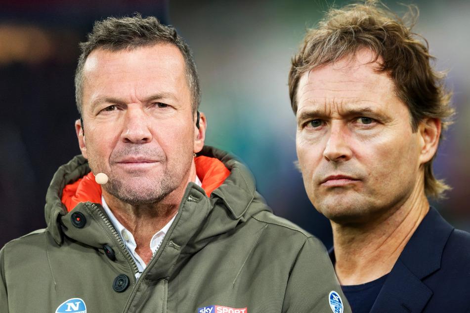 Lothar Matthäus (59, l.) und Marcus Sorg (55) zählen ebenfalls zum Kandidaten-Kreis.