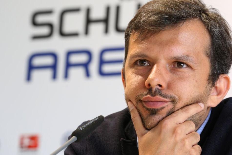 Ein Etat von rund elf Millionen Euro stehen Manager Samir Arabi in der kommenden Saison zur Verfügung.