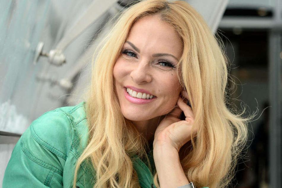 Da hat sie gut lachen: Sonya Kraus versteht Humor, und zwar viel.