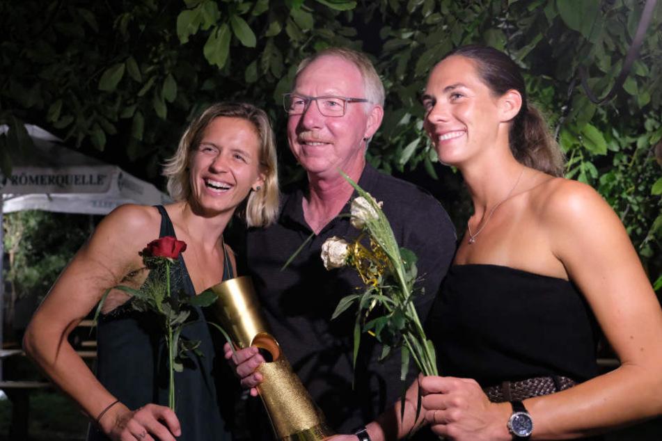 """""""Goldschmied"""" Jürgen Wagner räumte den Titel zum """"Trainer des Jahres"""" ab."""