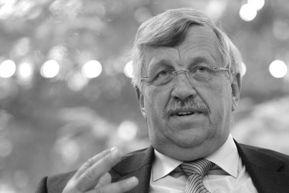 Hessens Regierungspräsident wurde durch einen Kopfschuss getötet.