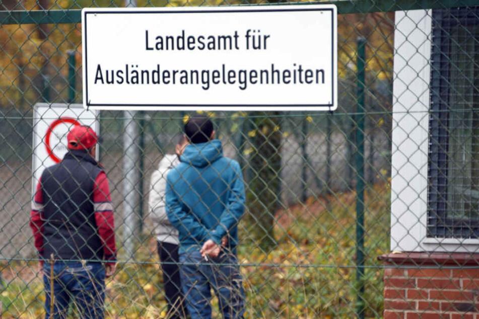 In der Flüchtlingsunterkunft in Boostedt kommt es regelmäßig zu blutigen Auseinandersetzungen. (Symbolfoto)