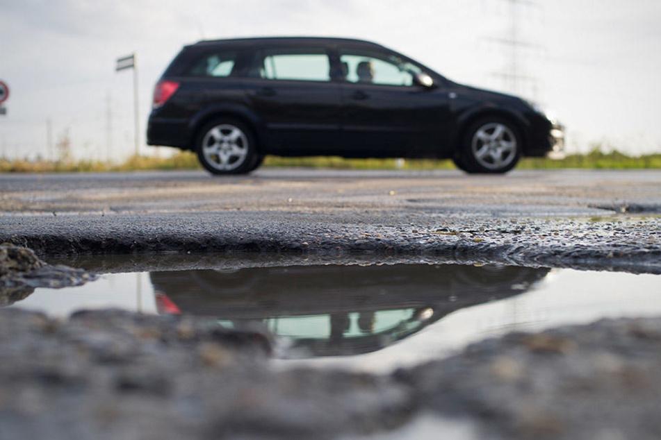 Das neue Programm soll die Mittel für den Straßenerhalt besser verteilen.