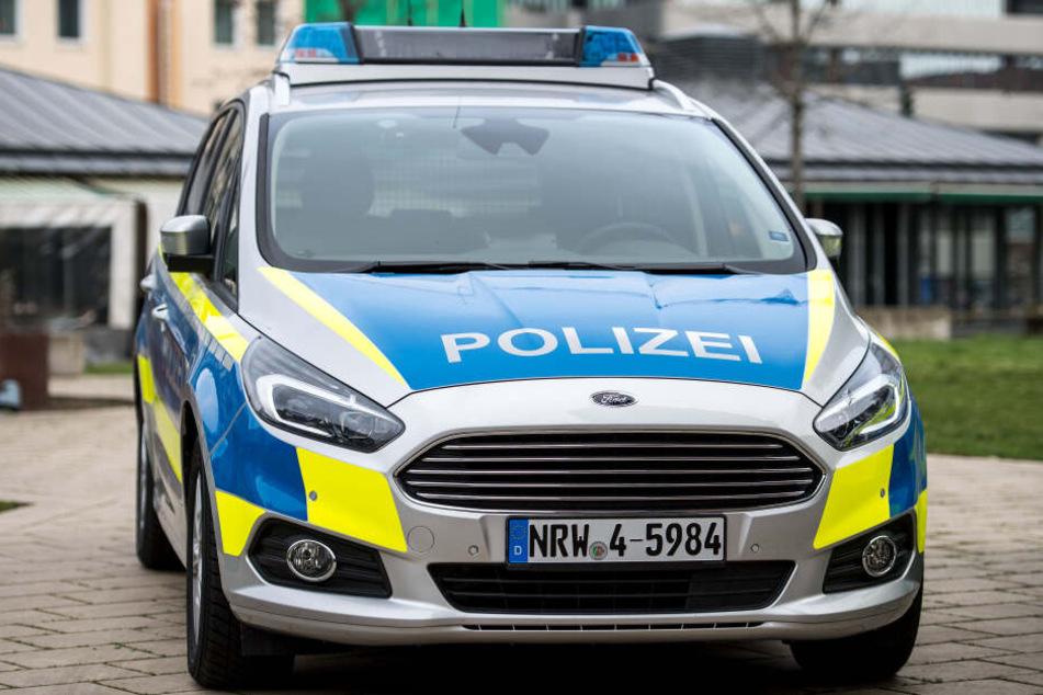 Die Polizei setzt in NRW künftig auf den Ford S-Max.