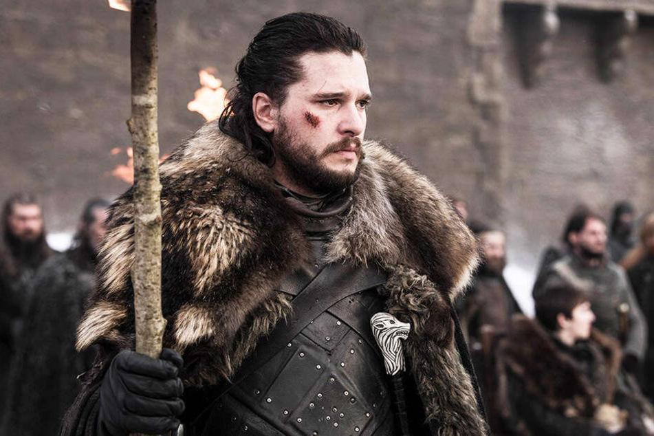 Jon Schnee alias Aegon Targaryen (Kit Harington) ist ein allseits beliebter Anführer.