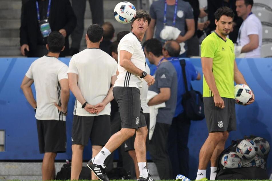 DFB-Elf: Jogi Löw schließt plötzlich Comeback von Hummels und Müller nicht mehr aus