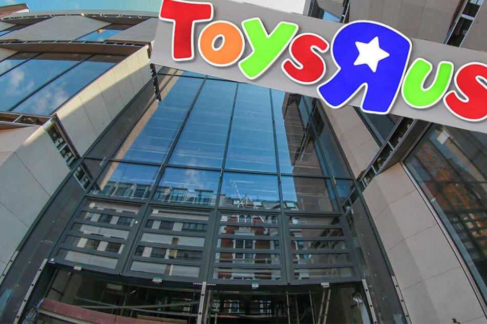 Schock! Toys 'R' Us hat keine Kohle mehr: Was passiert mit der Filiale im Loom?