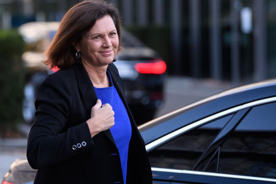 Ilse Aigner wurde zur Landtagspräsidentin in Bayern gewählt. (Archivbild)