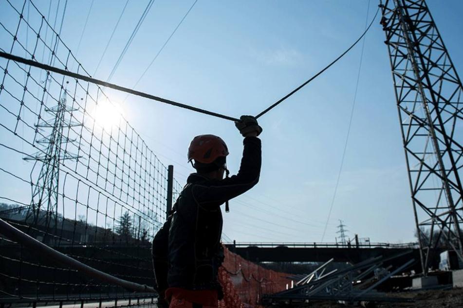 Stromausfall in 67 000 Haushalten