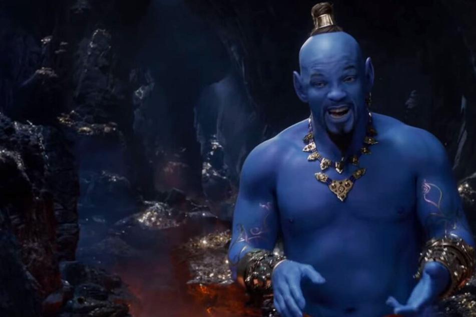 """Fans entsetzt: Shitstorm gegen Disney und Will Smith nach """"Aladdin""""-Trailer!"""
