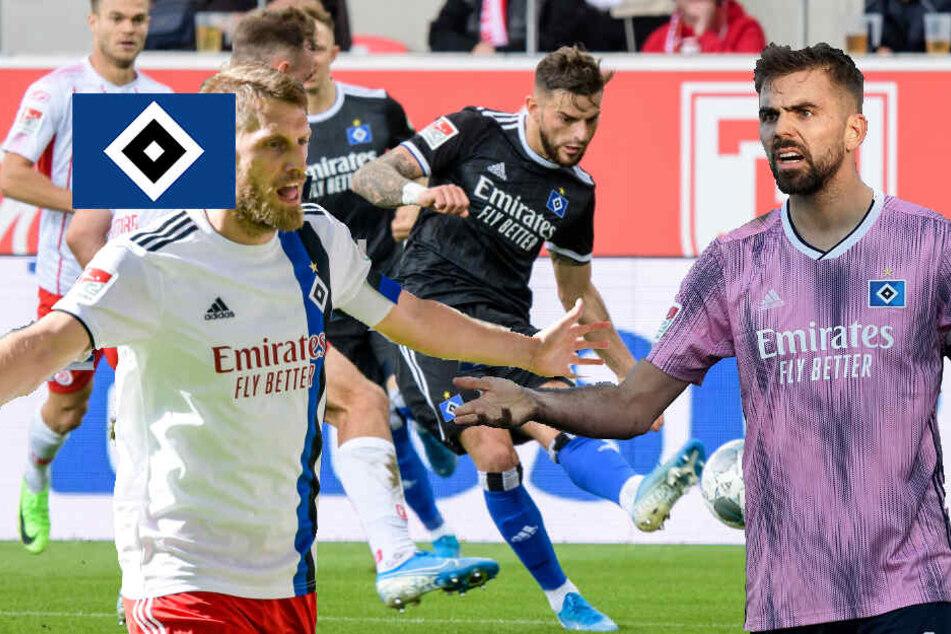 HSV: So fällt das Winterpausen-Zeugnis der Spieler aus