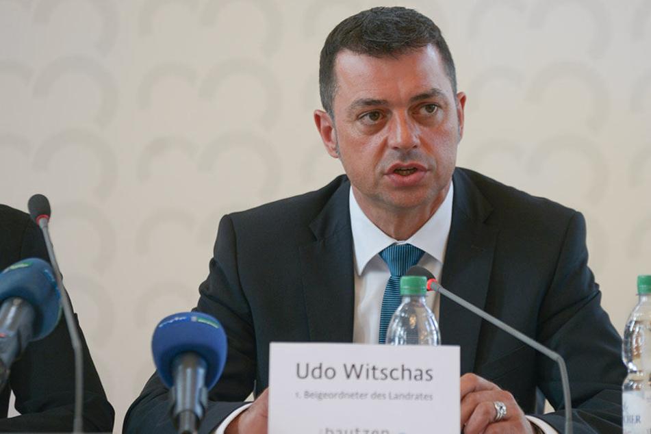 Vize-Landrat Udo Witschas (45, CDU): Seine Kritiker wollen ihn abwählen. Sie hoffen auf ein parteiübergreifendes Vorgehen.