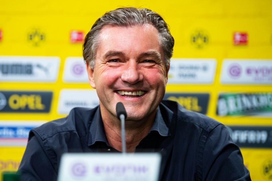 Michael Zorc (57) bleibt noch ein Jahr länger Sportdirektor von Borussia Dortmund.