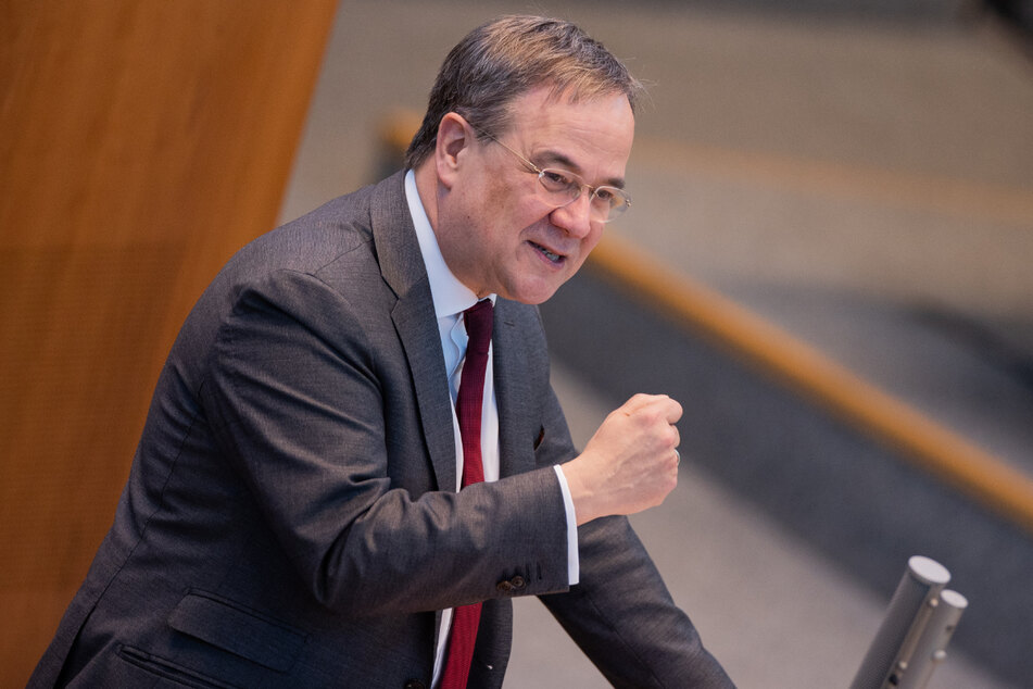 Armin Laschet (60) ist Kanzlerkandidat der Union. Keine leichte Aufgabe.
