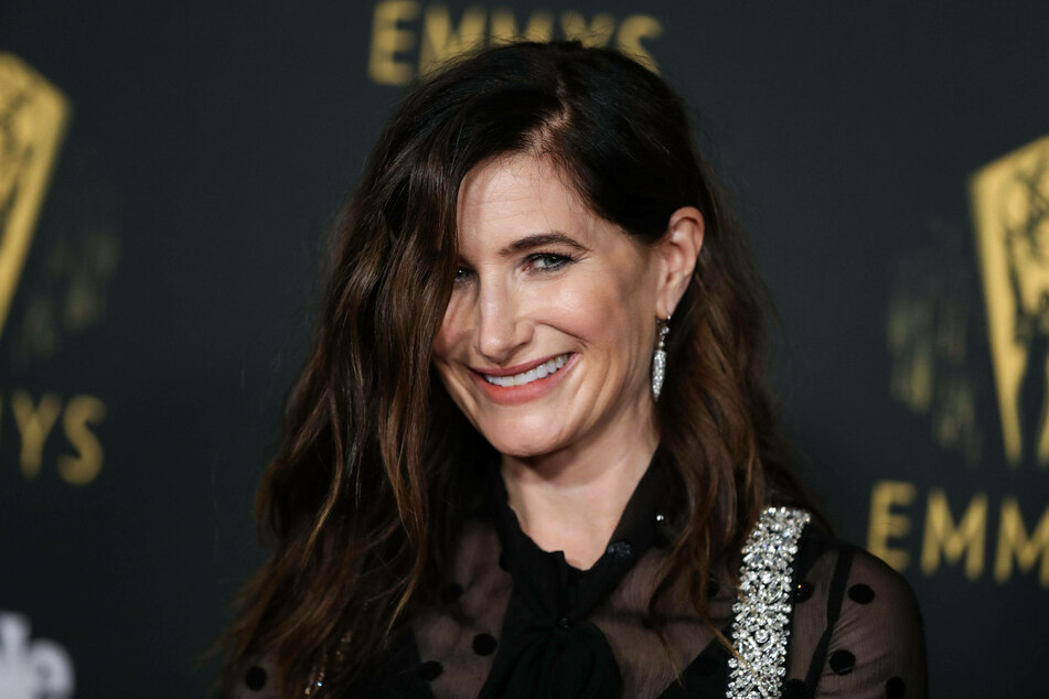 Kathryn Hahn was nominated for outstanding supporting actress for her work on WandaVision.