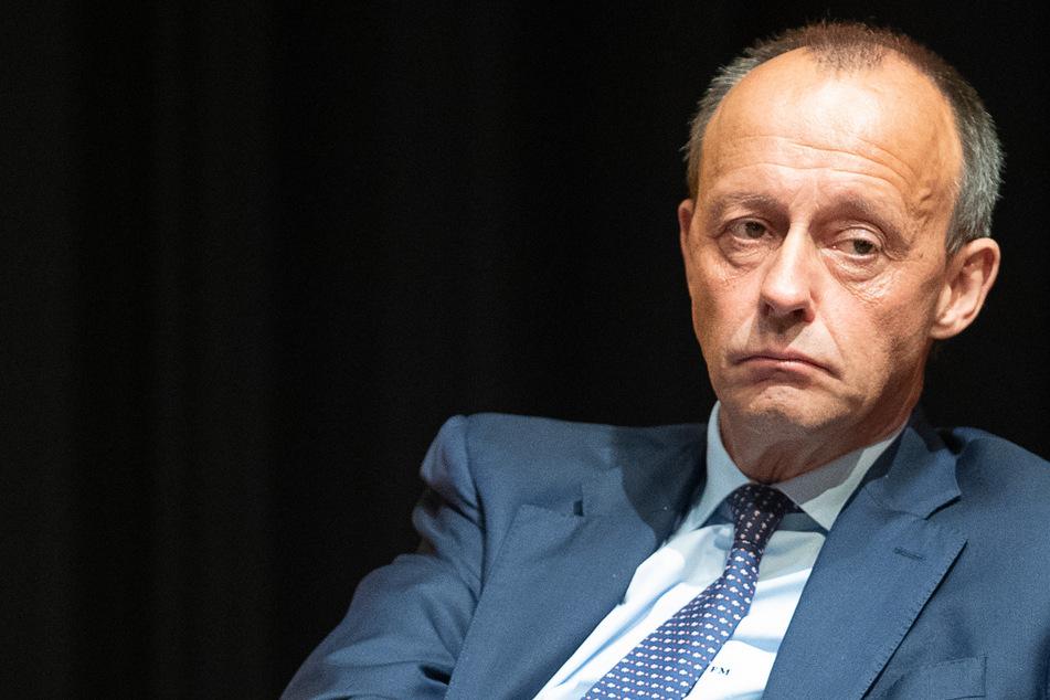 """""""Verstehen, worüber sie sprechen"""": Friedrich Merz lobt die Grünen"""
