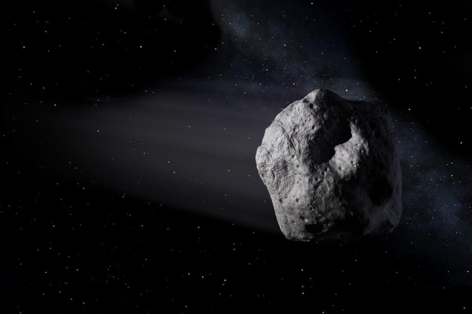 Aufgepasst! Heute fliegt dieser riesige Asteroid an der Erde vorbei