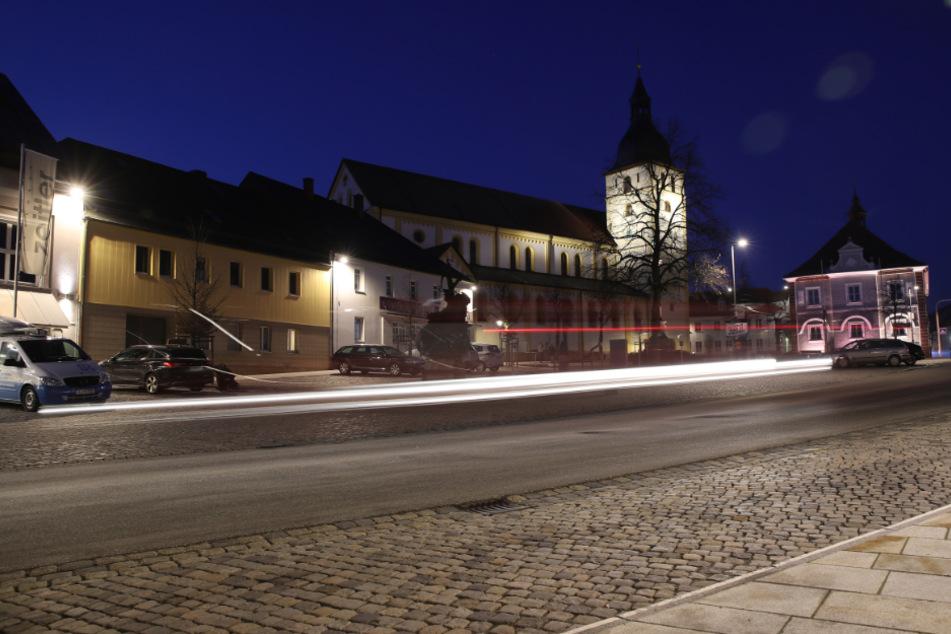 Erste Lockdown-Nacht in Deutschland: So lief die Ausgangssperre in Mitterteich