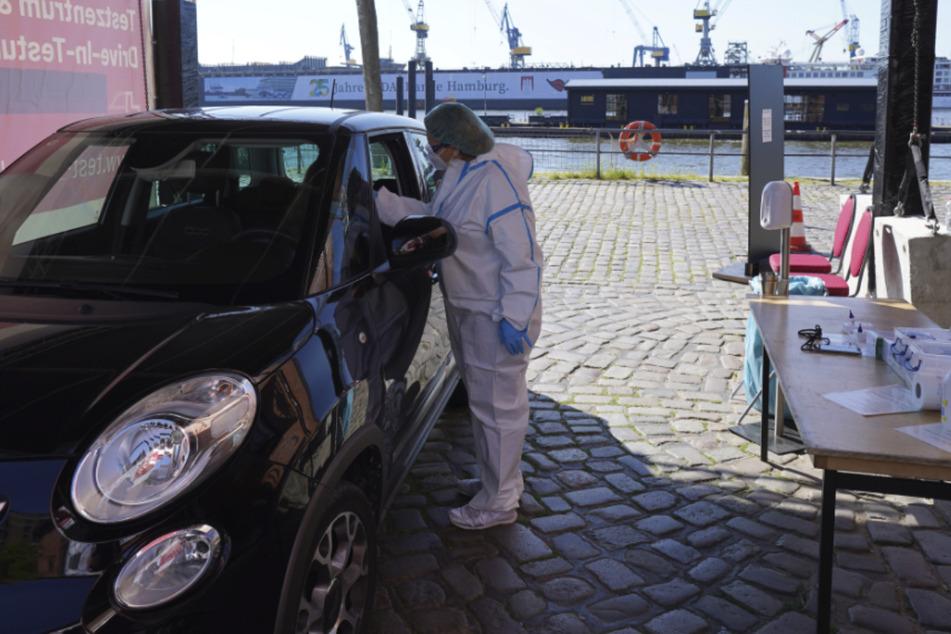 Höhere Hürden für Corona-Schnelltests in Hamburg