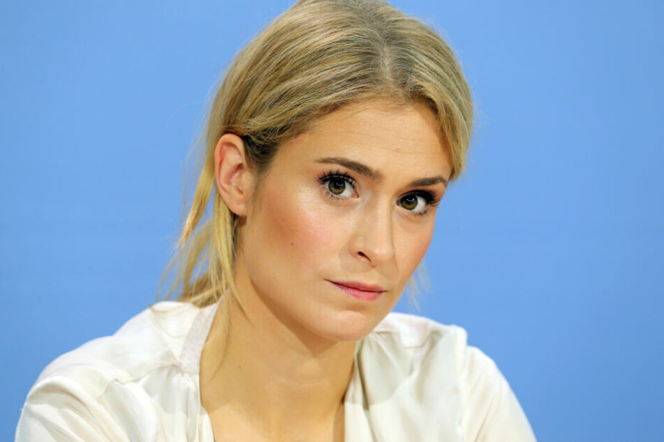 """Lea Marlen Woitack (31) verlässt """"Gute Zeiten, schlechte Zeiten""""."""