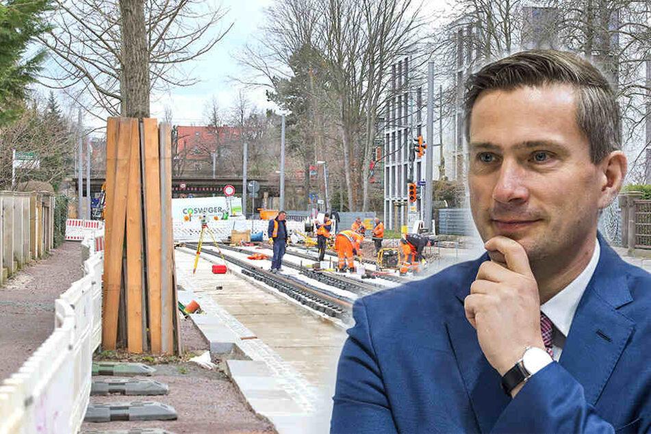 Sachsens Straßenbau: Es sind noch Millionen da!