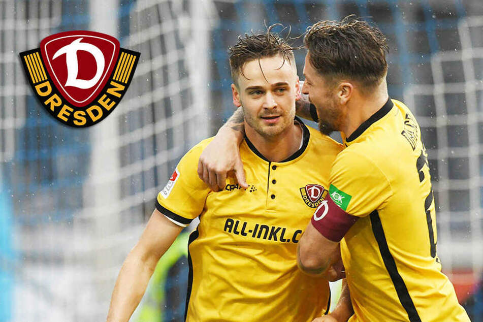 Dynamo Dresden: Personal-Alarm vor Partie gegen Bielefeld