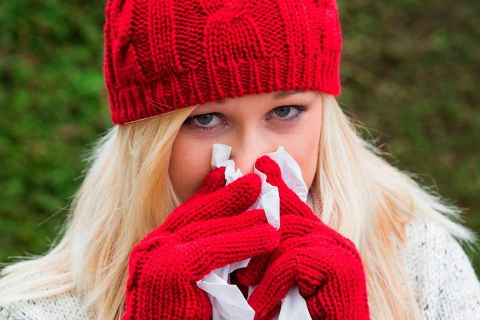 Die Grippewelle droht auch aus Tschechien nach Sachsen zu schwappen.