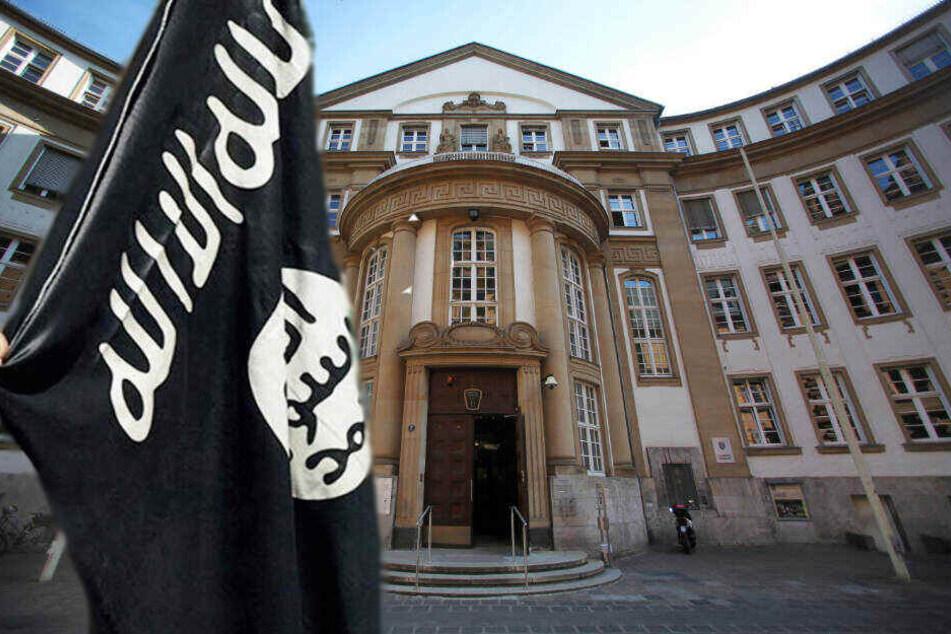 Wegen Schlamperei im Gericht kommt verurteilter IS-Anhänger frei