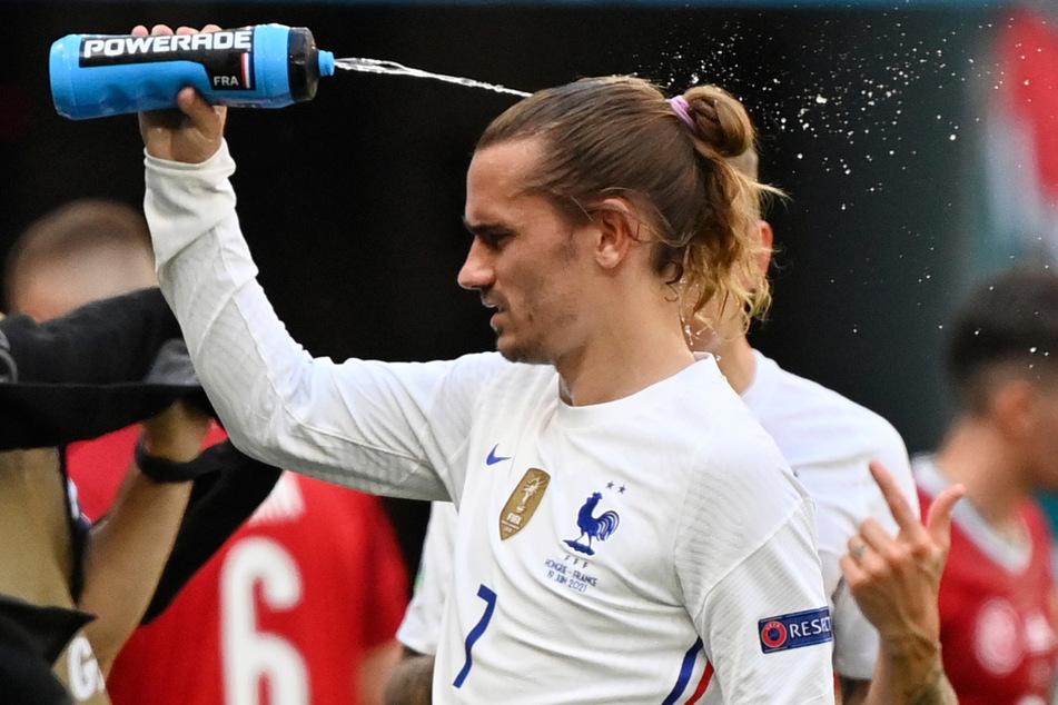Auch Frankreich um Superstar Antoine Griezmann (30) hat sich vorzeitig für das Achtelfinale der Euro 2020 qualifiziert.