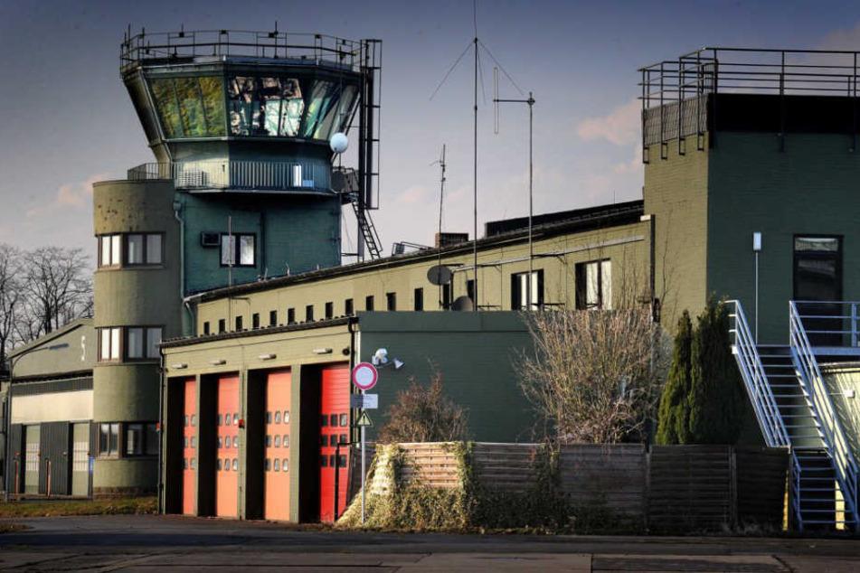 Das Gelände bietet ideale Voraussetzungen für Terrorübungen.