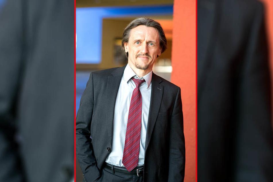 Professor Thomas von Unwerth sagt dem Wasserstoff als Energieträger eine große Zukunft voraus.