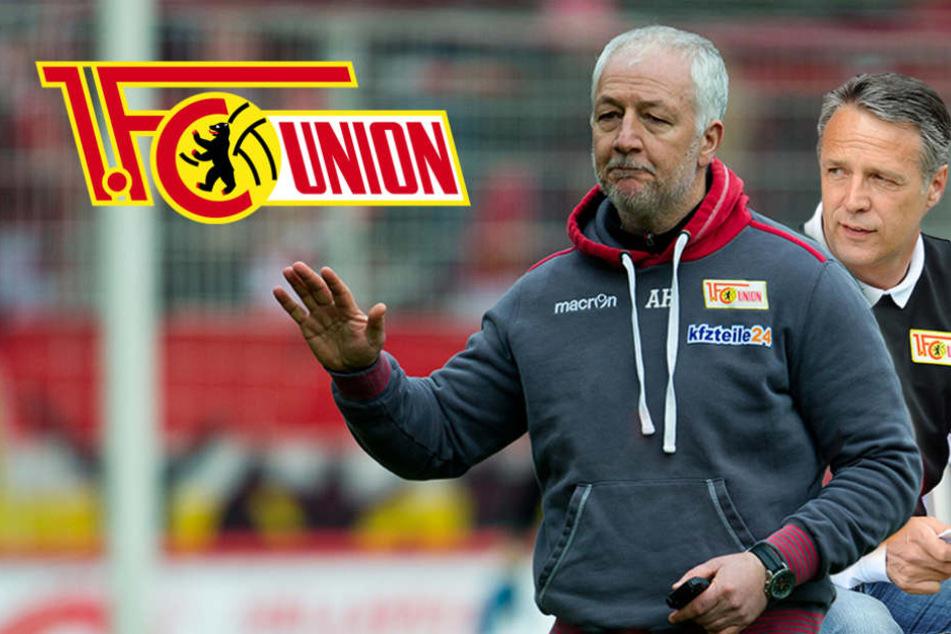Neuer Union-Trainer legt los und trifft einen alten Bekannten