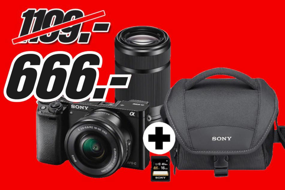 Bei Mediamarkt Dresden Gibts Kameras Bis Zu 533 Euro Günstiger