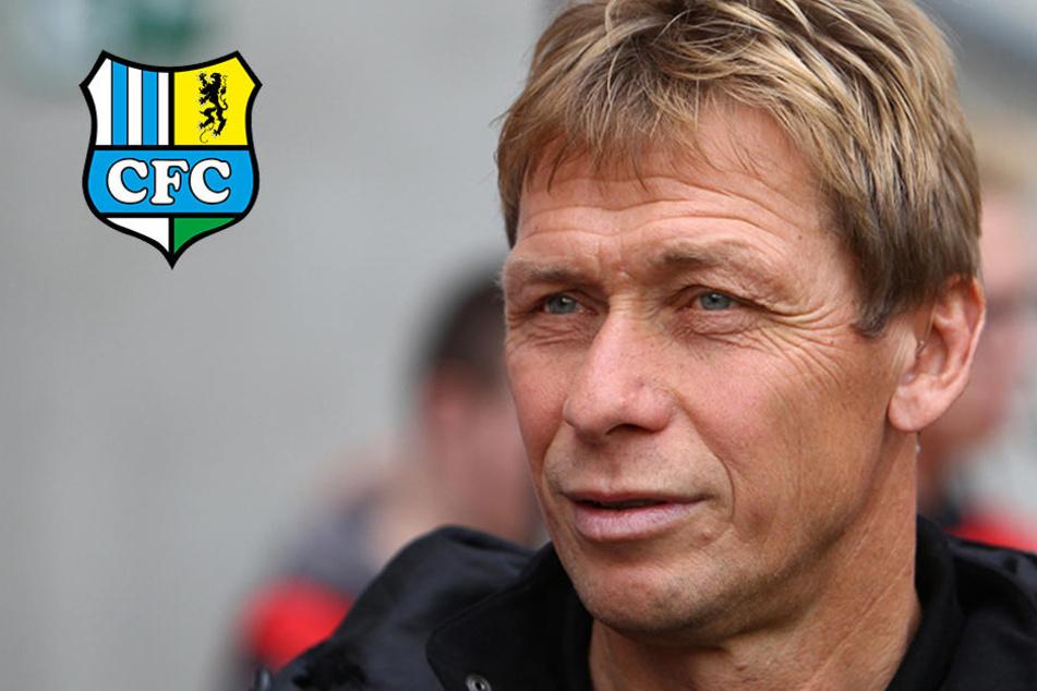 Kehrt Sven Köhler als Trainer zum Chemnitzer FC zurück?