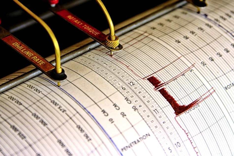Am Montagabend erschütterten mehrere Erdbeben das Vogtland.