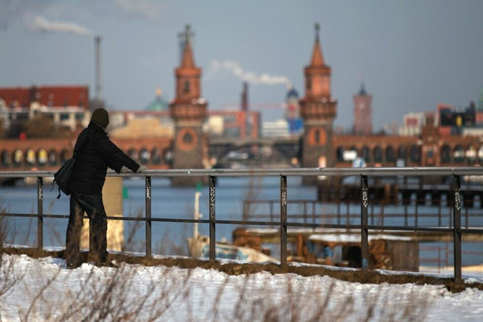 In den kommenden Tagen wird es in Berlin wieder richtig kalt. Die Temperaturen sollen auf bis zu minus 12 Grad sinken.