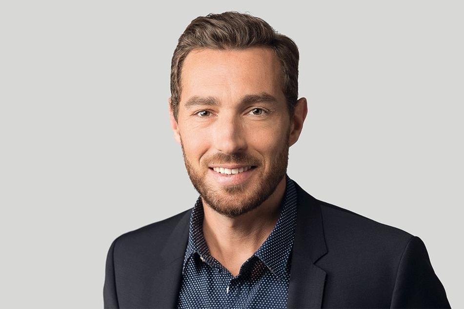 """Moderator Sven Voss (42) von """"Voss&Team"""": Der MDR bedauert mittlerweile die Ausstrahlung des Beitrages."""