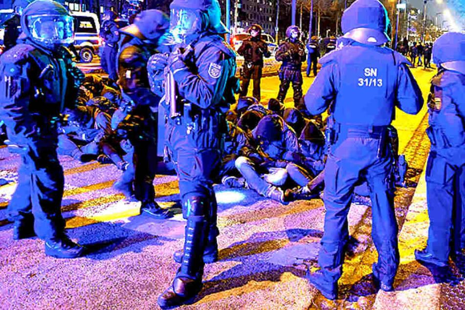 Hunderte Anzeigen: Wie brutal ist Sachsens Polizei wirklich?