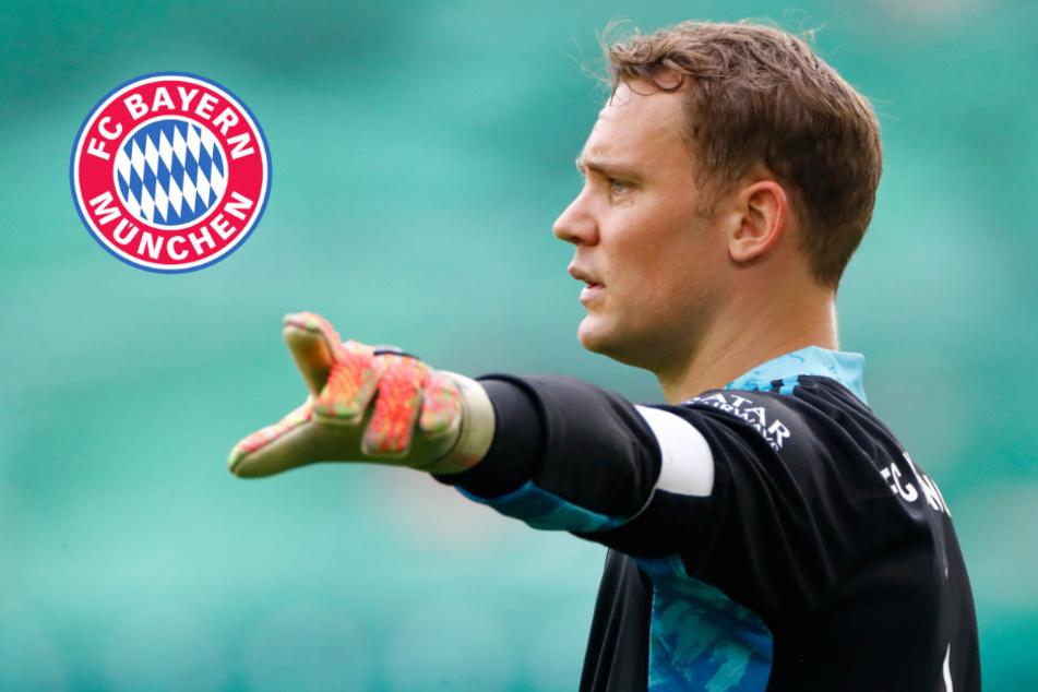 """""""Eine Lebenserfahrung"""": Neuer zum Pokal-Finale des FC Bayern ohne Fans"""