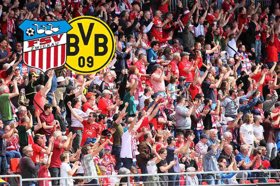 Testspiel gegen Pokalsieger: BVB kommt im August zum FSV