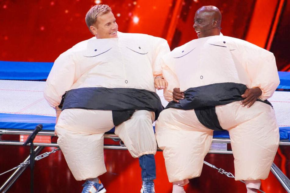 Bohlen-San und Bruce-San oder Das Sumo-Talent