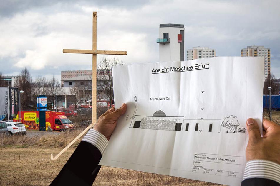 Ahmadiyya-Gemeinde plant Moscheen in Erfurt, Leipzig und Wiesbaden