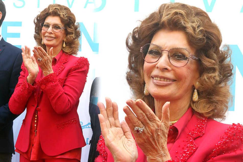 Filmdiva Sophia Loren feiert stolzes Jubiläum