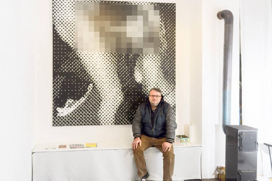 Galerist Mario Pitz (46).