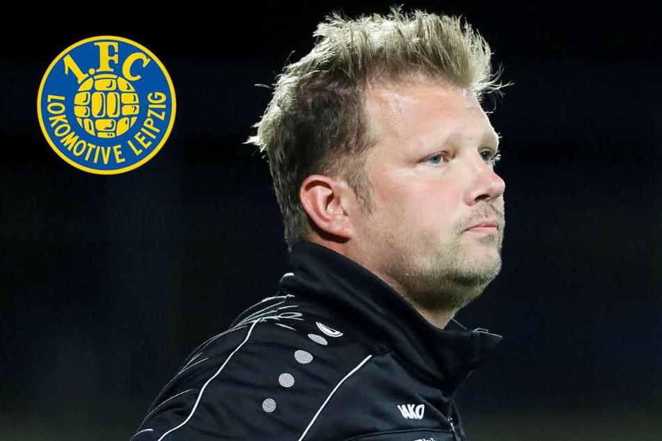 Lok Leipzig: Trainer Björn Joppe tritt zurück